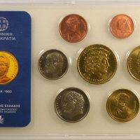 Σειρά νομισμάτων 1993