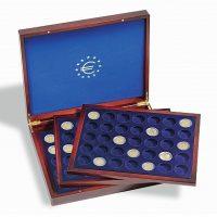 Θήκη Volterra Για 105 2€ Νομίσματα 26mm Σε Κάψουλες