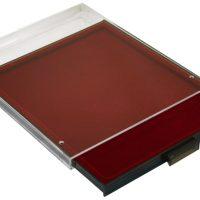 Συρτάρι Νομισμάτων 1 Θέσης 210Χ270 Κόκκινο