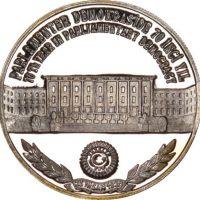 Turkey 20000 Lira 1990 70 Years Of The Parliament