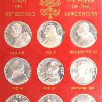 1987 Vatican The Popes of the 20th Century