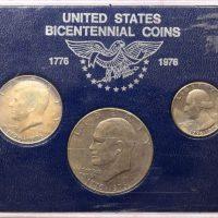 USA 1976 Bicentennial Coin Set