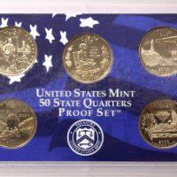Ηνωμένες Πολιτείες USA State Quarters Proof Set