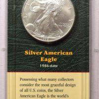 Ηνωμένες Πολιτείες USA Silver American Eagle 1999