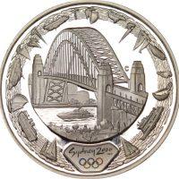 Αυστραλία Ασημένιο 5 Δολάρια 2000 Ολυμπιακοί Αγώνες