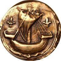 Άγνωστο Ξένο Μετάλλιο