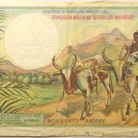 Χαρτονόμισμα 1000 Francs Madagascar