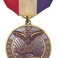 Μετάλλιο Order Of Ahepa