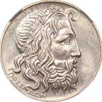 Ελλάδα Νόμισμα 20 Δραχμές 1930 NGC MS63