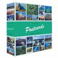 Άλμπουμ για 600 Καρτ Ποστάλ Με 50 Δεμένα Φύλλα