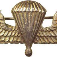 Παλιά Ασημένια Πουλάδα Ελληνικού Στρατού Με Καρφίτσα