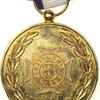 Ελληνικό Μετάλλιο Αστυνομία Πόλεων Με Κορδέλα