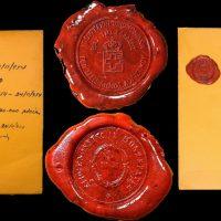 Σφραγισμένος Φάκελος Με Δείγμα Νομισμάτων 1954 Νομισματοκοπείο Βέρνης