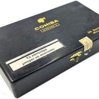Ξύλινη Συσκευασία Από Πoύρα Cohiba