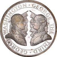 USA Bicentenial Medal 1976 2oz Sterling Silver