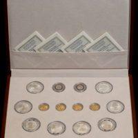 Η Πλήρης Συλλογή του Νομισματικού Προγράμματος Ελλάδα 2021
