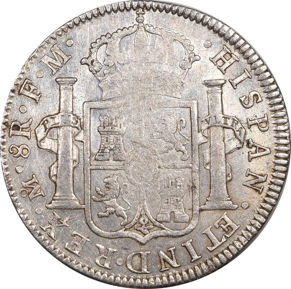 Μεξικό Mexico 8 Real 1795 Ισπανικό Δίστηλο