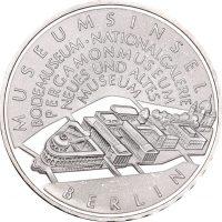 Γερμανία Germany 10 Euro Silver 2002 Berlin Museum