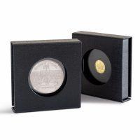 Κουτί Νομισμάτων Airbox View Για 1 Quadrum 50X50 MM Μαύρο