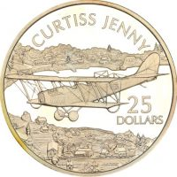 Solomon Islands Silver 1 Oz 25 Dollars 1973 Curtis Jenny