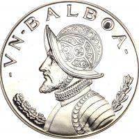 Παναμά Panama Silver 1 Balboa 1971 Proof Uncirculated