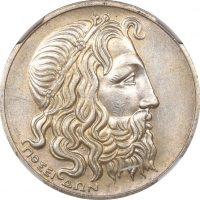 Ελλάδα Νόμισμα A Ελληνική Δημοκρατία 20 Δραχμές 1930 NGC MS62