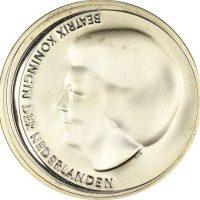 Ολλανδία Netherlands Silver 10 Euro 2002 Royal Wedding