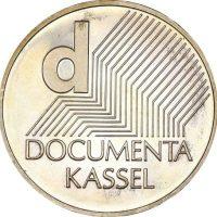 Γερμανία Germany Silver 10 Euro 2002 Documenta Kassel