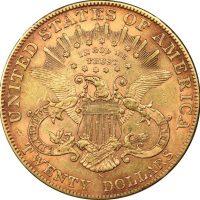 United States 1905 S Double Eagle $20 Gold Liberty Head