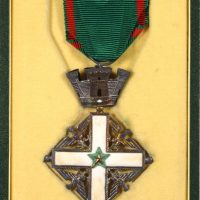 Italy Order Of Merit Of The Italian Republic V Class Knight