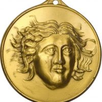 Χρυσό Αθλητικό Μετάλλιο Special Olympics 2004 Ρόδος
