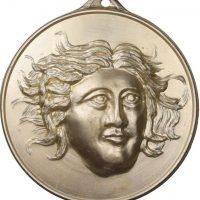 Ασημένιο Αθλητικό Μετάλλιο Special Olympics 2004 Ρόδος