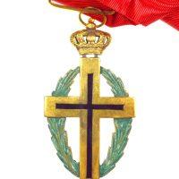 Σταυρός Τάγματος Ορθόδοξων Σταυροφόρων Παναγίου Τάφου Με Κουτί