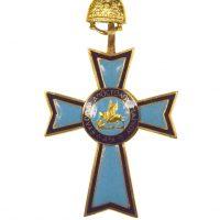 Σταυρός Αποστόλου Μάρκου Με Γνήσια Κορδέλα Και Κουτί