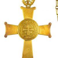 Μετάλλιο Σταυρός Οικουμενικού Πατριαρχείου Διάσκεψη Ρόδος 1961